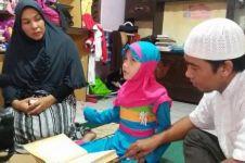 Masyita,  gadis tunanetra ini selain hafal Quran juga bersuara merdu!