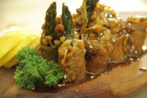 Nggak cuma sup, asparagus bisa kamu olah jadi menu ini, lho!