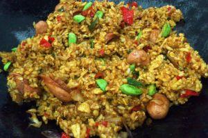 Ini resep nasi goreng pete yang sedap abis, pecinta pete harus coba!
