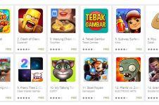 4 Aplikasi di top free ini karya anak bangsa lho, nggak nyangka kan?