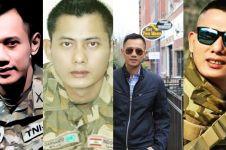 11 Pose Anto Cepi, prajurit TNI AU yang mirip banget Agus Yudhoyono