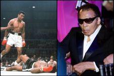 Petinju legendaris dunia Muhammad Ali tutup usia