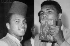 9 Fakta tentang Muhammad Ali, menyukai keramahan warga Indonesia!