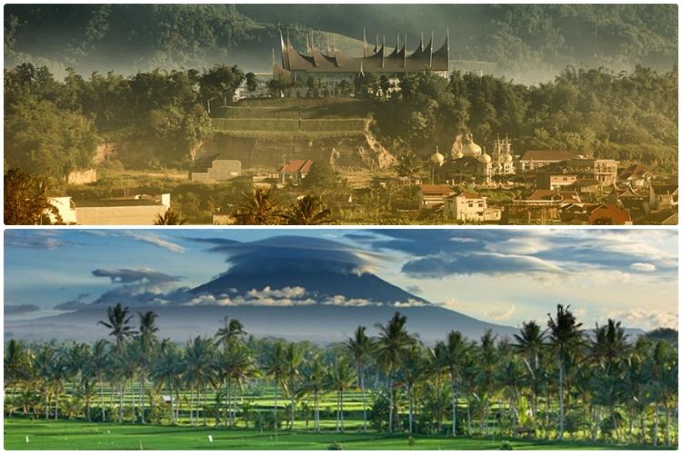 20 Gambar ini bukti Indonesia layak disebut serpihan 'surga' di bumi
