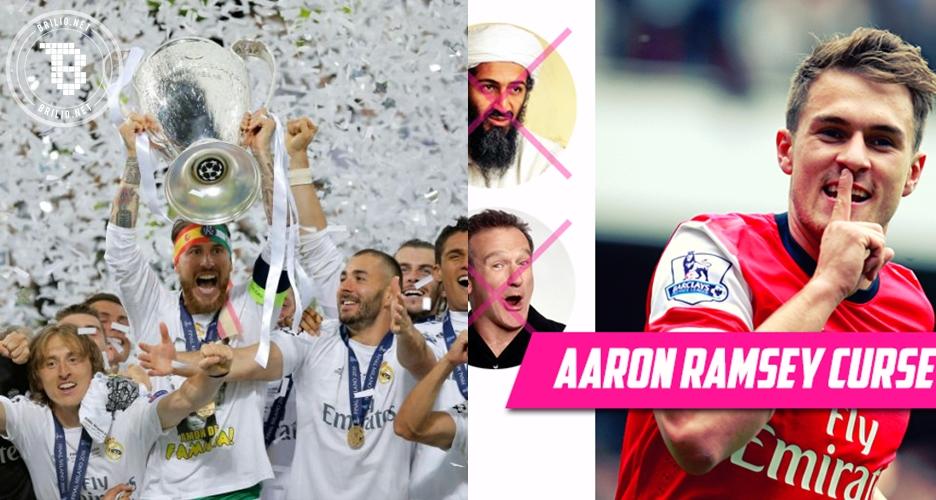 5 Kutukan yang menghantui dunia sepak bola, mitos atau fakta?