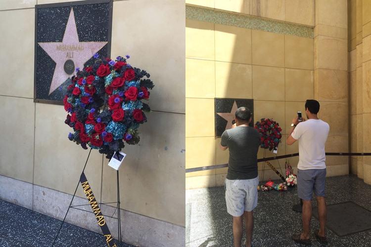 Ini alasan nama Muhammad Ali tidak dipasang di trotoar Walk of Fame