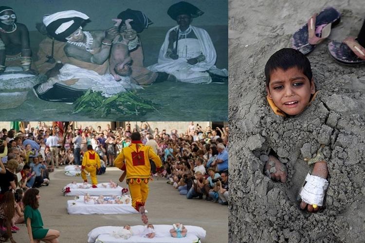 10 Tradisi unik menyambut bayi di seluruh dunia, ada yang diasapi!