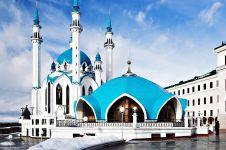 Meski minoritas penduduk muslim, 10 negara ini punya masjid megah lho!