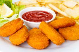 Begini cara praktis bikin nugget ayam, cocok untuk lauk sahur!