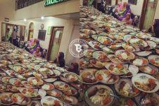 Masjid ini sediakan 1.500 porsi hidangan berbuka puasa gratis, wow!