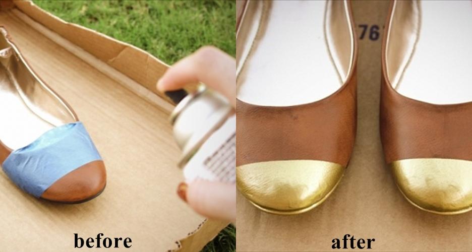 10 Tips Simpel Ubah Sepatu Lama Jadi Kelihatan Baru Lagi Keren