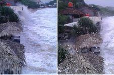 Banjir rob hantam 15 kawasan wisata di Yogyakarta