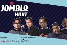 Web Series Jomblo Hunt tembus 4 juta penonton, wow!