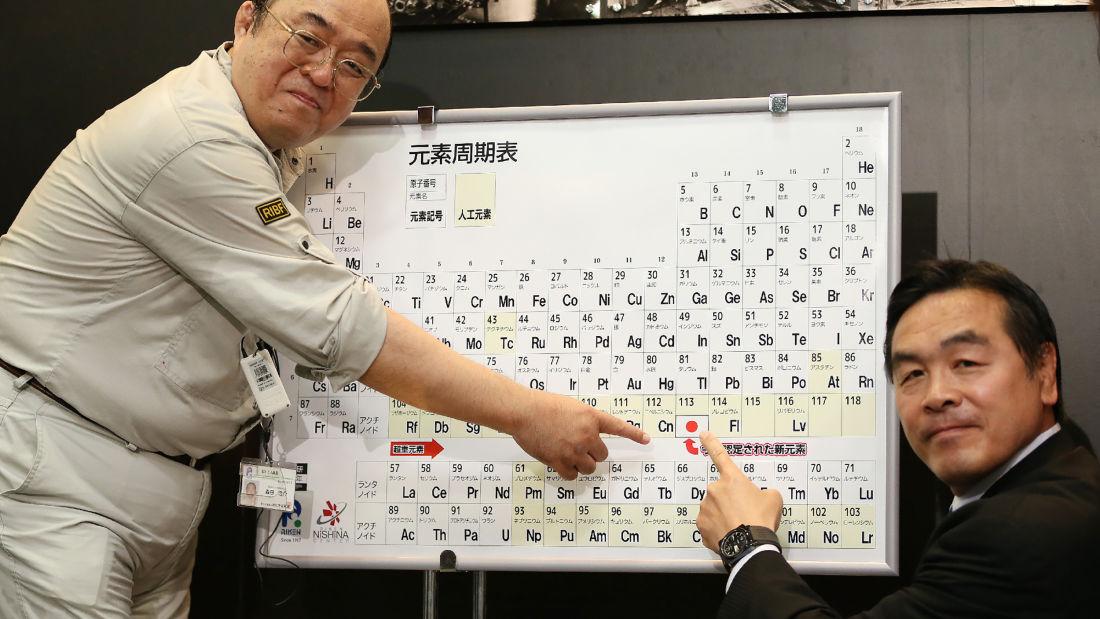4 Unsur kimia baru ditemukan, saatnya ganti tabel unsur periodik nih!
