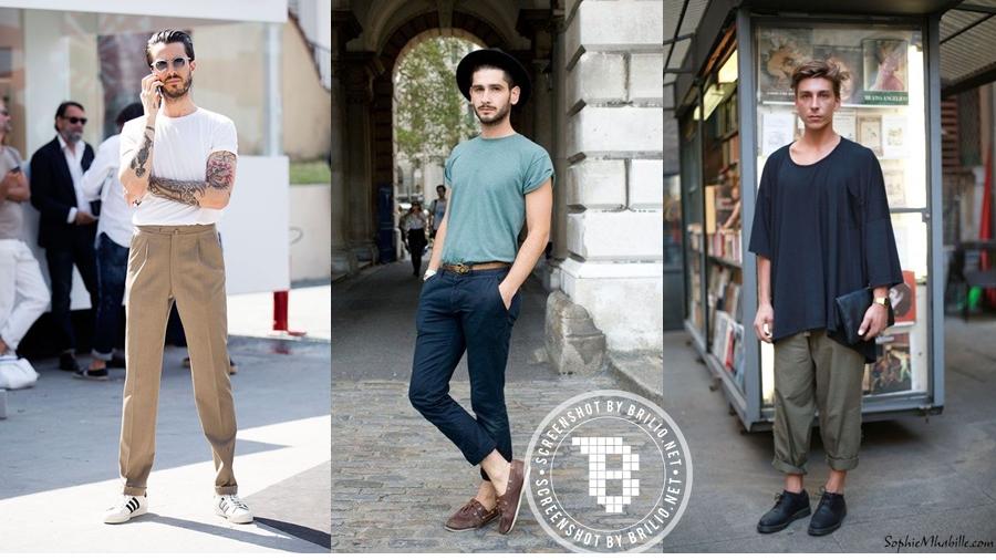 kesalahan fashion cowok © 2016 brilio.net
