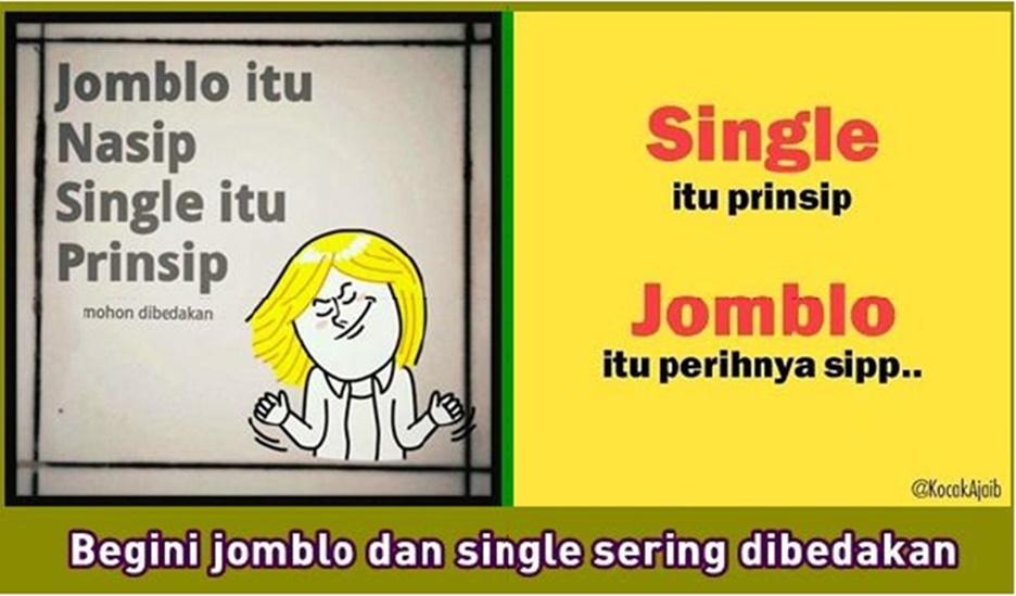 10 Meme beda single dan jomblo, bikin kamu manggut-manggut sendiri
