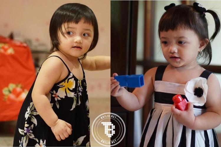 Foto baby Arsy ini bikin netizen gagal fokus, kenapa yaa?