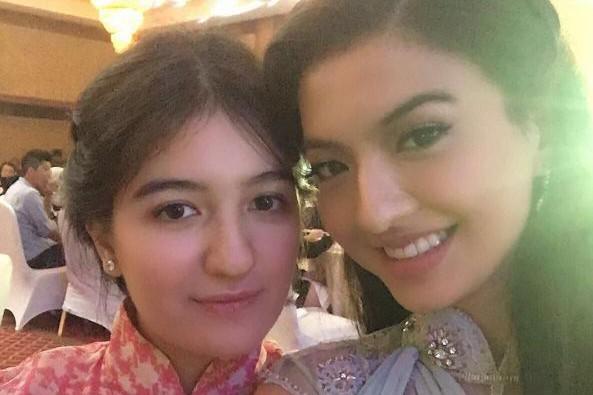 15 Foto Parisa Shams, sepupu Raline Shah, cantiknya bikin gagal fokus