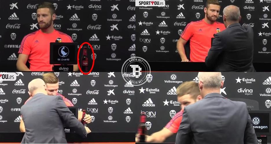 Mustafi, pencetak gol Jerman ini pernah tolak bir yang disuguhkan