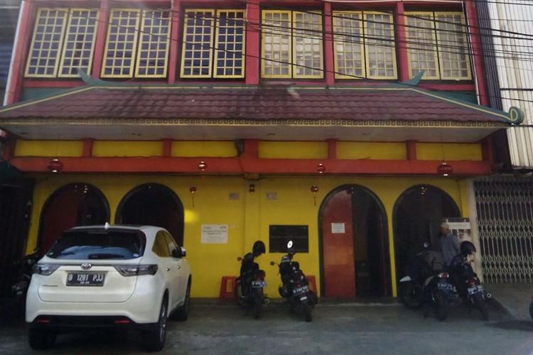 Lebih dari 1.000 warga Tionghoa menjadi mualaf di masjid ini