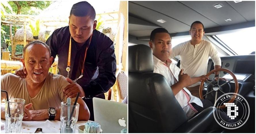 Dari akun pria ini kamu bisa tahu gaya hidup mewah politisi Indonesia