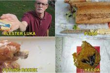 15 Benda menjijikkan yang ditemukan di makanan cepat saji, duh!