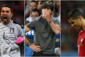 9 Rekor ini tercipta di putaran pertama penyisihan grup EURO 2016