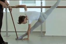 10 Foto ini buktikan kalau perjuangan menjadi balerina tak mudah!