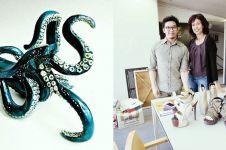 10 High heels ini unik banget, ada yang model tentakel gurita