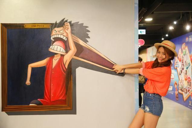 Museum ini surganya para pecinta One Piece, serasa jadi bajak laut ya!