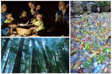 3 Kampanye dari anak muda ini inspiratif banget, jaga kelestarian alam