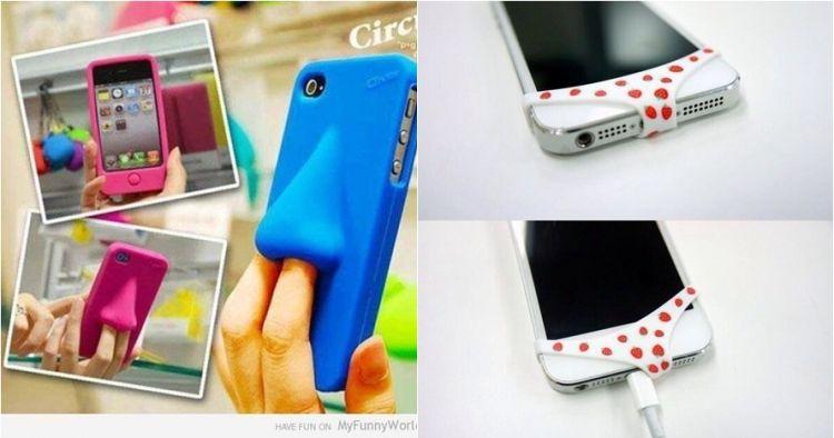 20 Casing ponsel ini nggak cuma unik tapi juga bikin gagal paham
