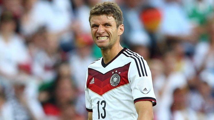 Fakta unik produktivitas gol penyerang Jerman Thomas Muller, apa ya?