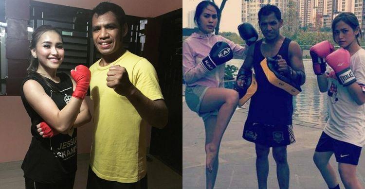 7 Artis ini ternyata jago Muay Thai, berani adu otot?