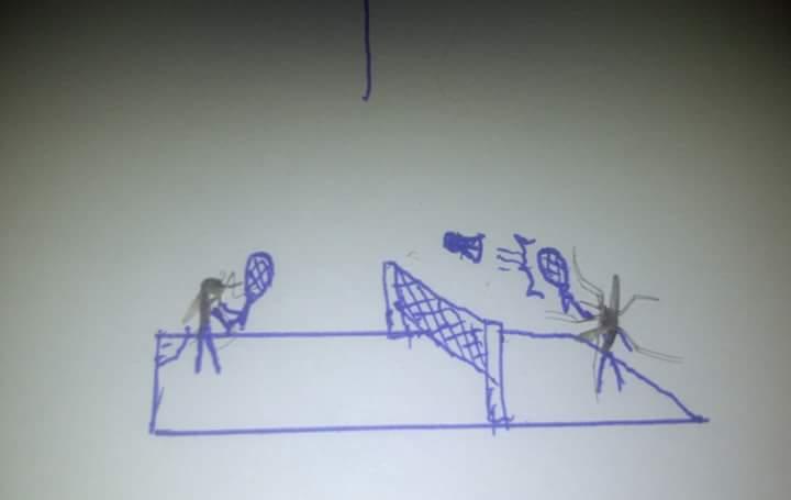 aksi nyamuk mati  © 2016 brilio.net