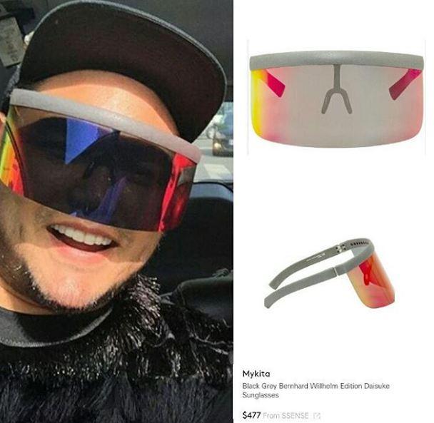Ini 15 kacamata mewah artis Indonesia 6b37de9b5d
