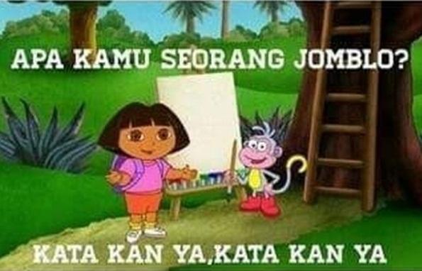 15 Meme 'Dora The Explorer' ini bikin kamu geregetan sekaligus ngakak!