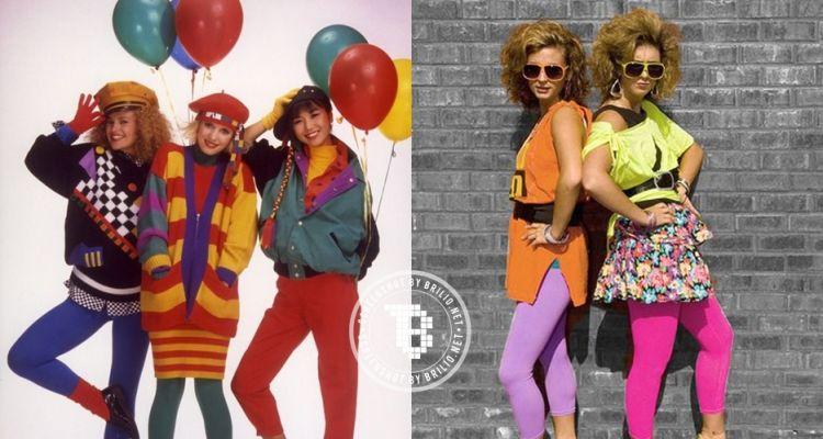 8 Tren Fashion Tahun 80 An Yang Kini Hits Kembali Apa Saja Ya