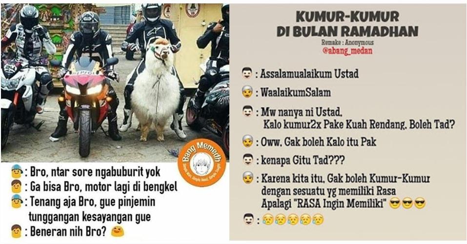 15 Obrolan humor khas Indonesia ini kocak abis...