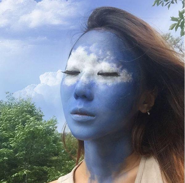 makeup ilusi bikin kamu bingung © 2016 brilio.net