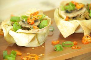 Masakin bukber buat gebetan? Coba resep mudah bikin chicken mushroom