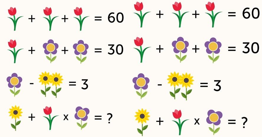 Jago matematika? Coba deh jawab soal penjumlahan ini!