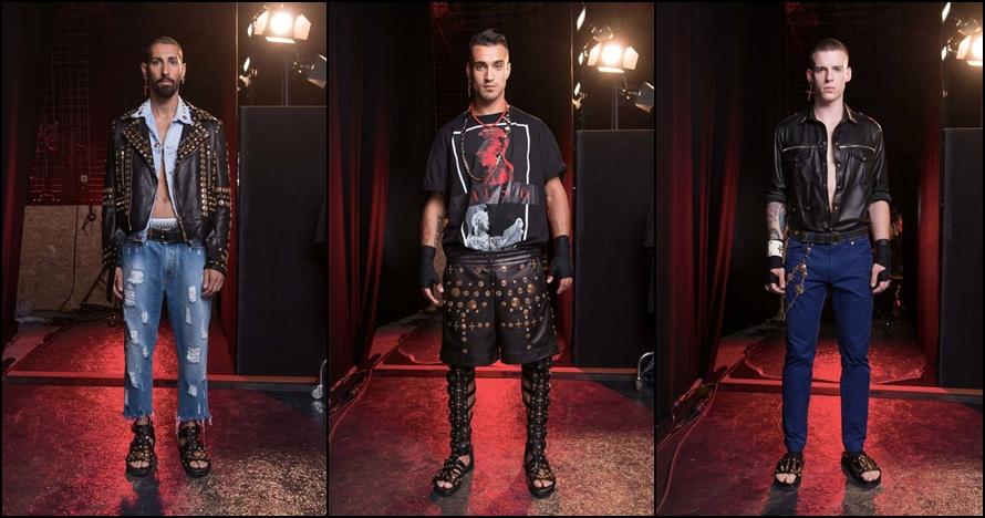 18 Baju bertema Gladiator-Punk ini keren abis, anak muda wajib coba