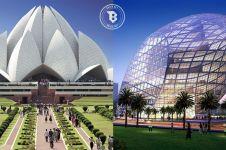 Kamu tak akan sangka, 10 bangunan keren ini ternyata ada di India!