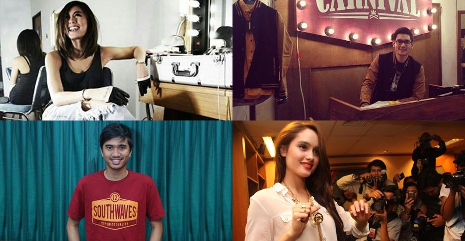 Selain sibuk akting, 11 seleb ini juga menyambi bisnis online clothing