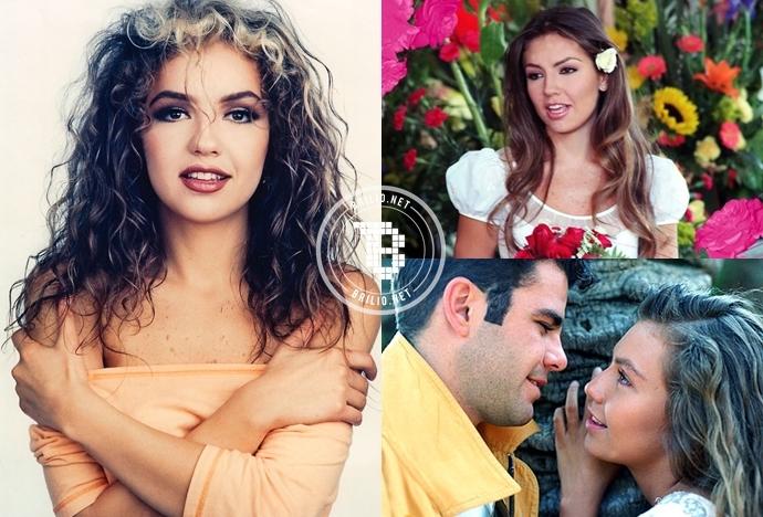 Thalia 'Maria Mercedes' awet muda banget, tetap cantik di usia 40an!