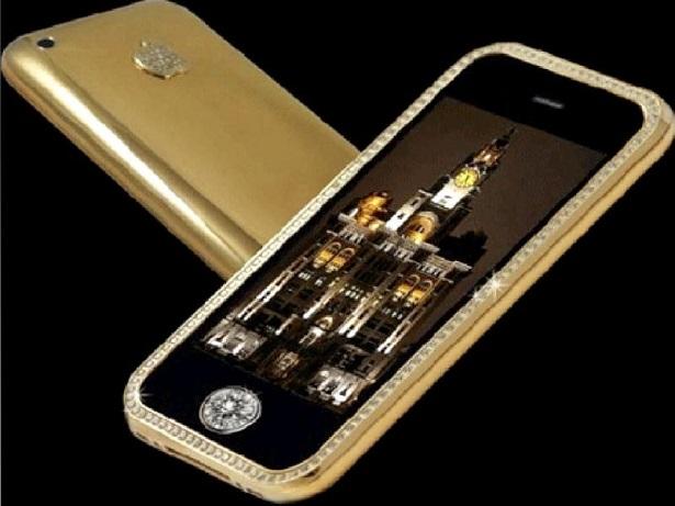 7 Ponsel termahal di dunia, ada yang dibanderol Rp 200 miliyar!
