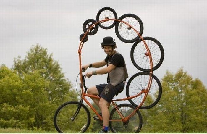 sepeda unik yang bikin kamu pengen gowes terus © 2016 brilio.net