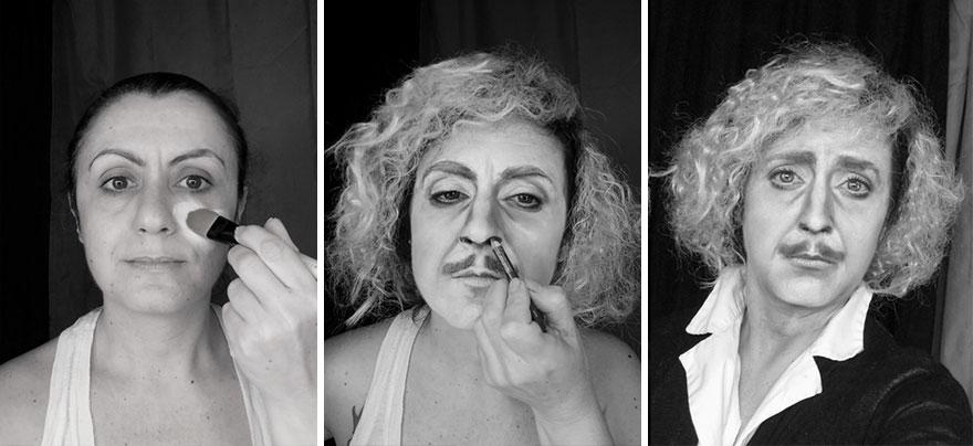 makeup tokoh populer © 2016 brilio.net