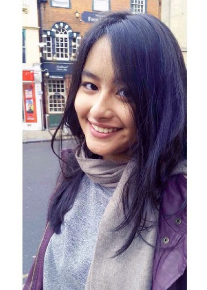 amanda khairunnisa maudy extra ordinary girl maudy ayunda and her